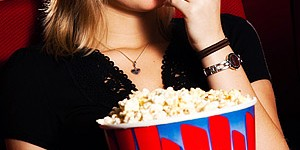 How to Avoid Overeating at the Movies