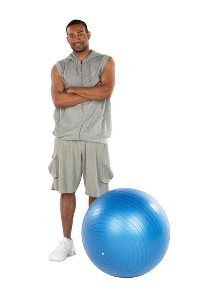 Workouts with Yoga Balls