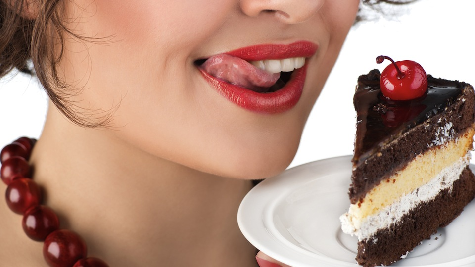 Desserts help you lose weight