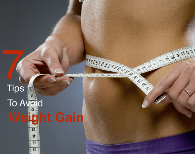 how-to-not-gain-weight