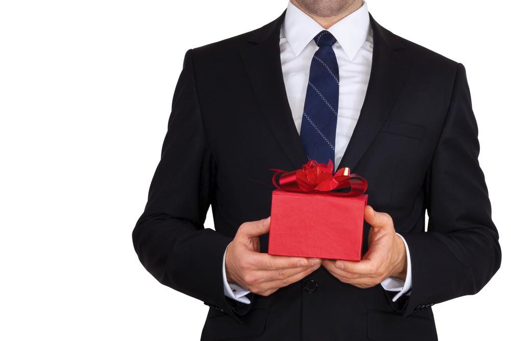 Gift to boss