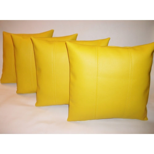 Yellow Cushion Cover Design Ideas For Decorating