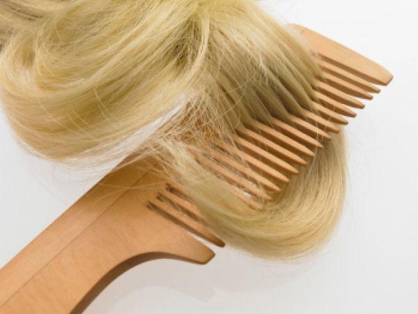 hair brush stroke