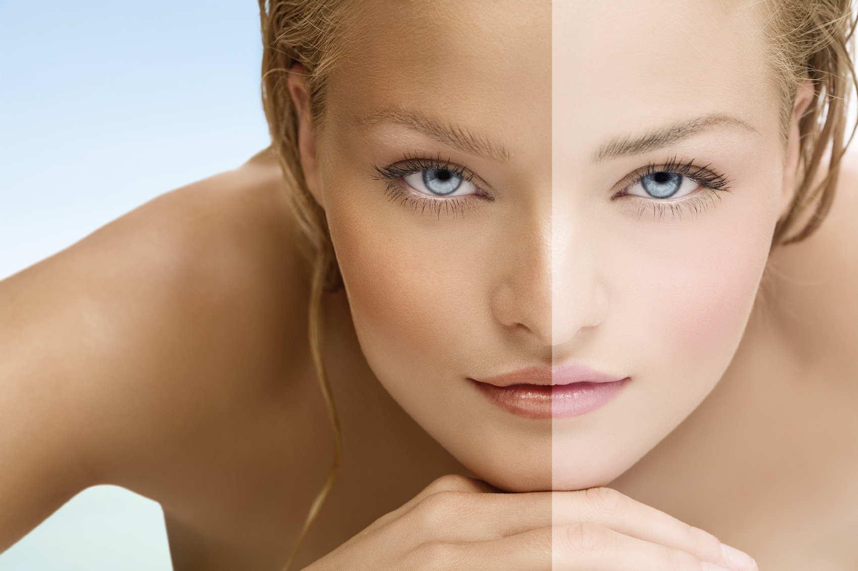 skin tan