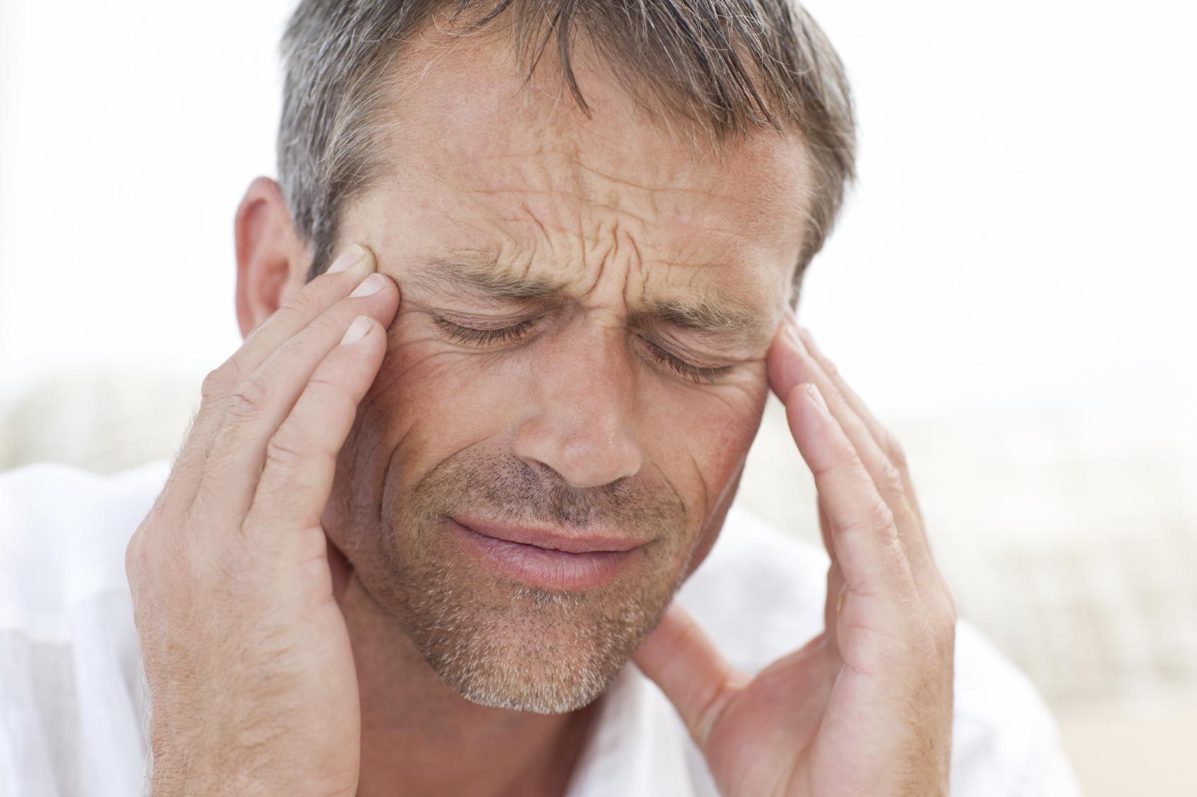 Headache And Hot Body Temperature